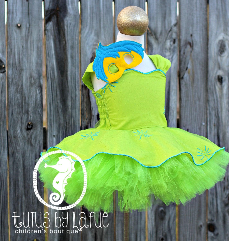 Joy Inspired Inside Out Tutu Dress 62 Princess Free Disney Halloween Costume Ideas Popsugar Family Photo 58