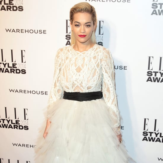 Fashion at the Elle Style Awards 2014 in London