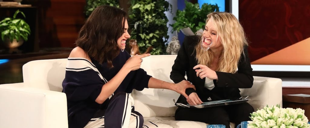 "Mila Kunis and Kate McKinnon Drooling Through ""Speak Out"" Is the Laugh You Need Today"