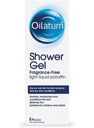 Oilatum Eczema Emollient Shower Gel