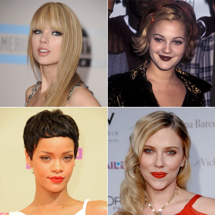 Best Celebrity Hair Changes Ever