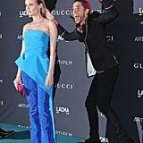 Diane Kruger and Jared Leto