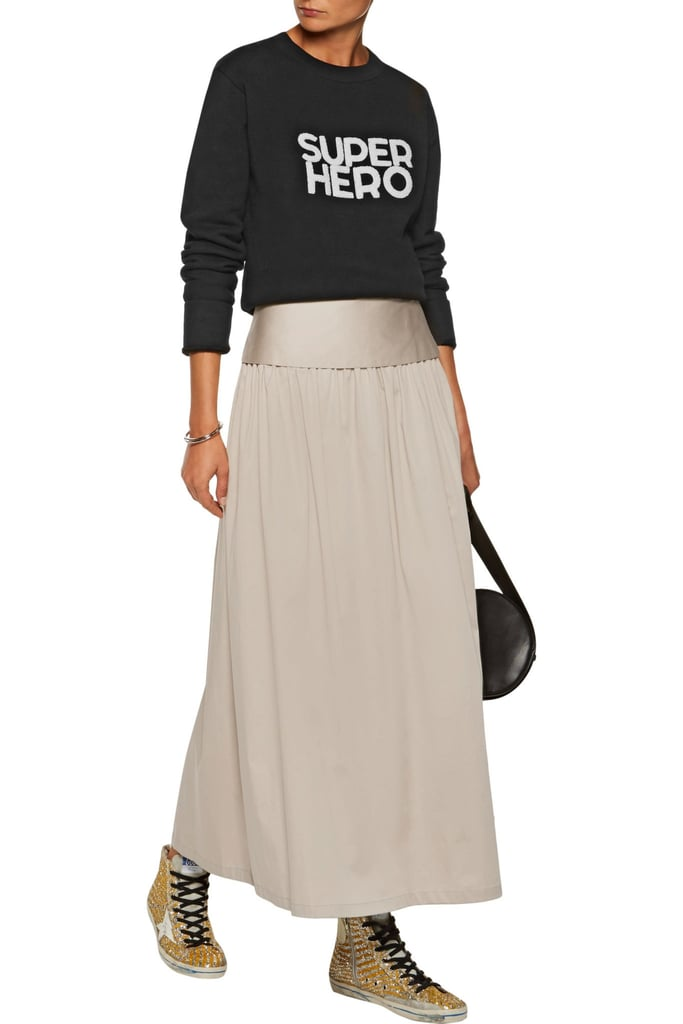 Opening Ceremony Layered Maxi Skirt