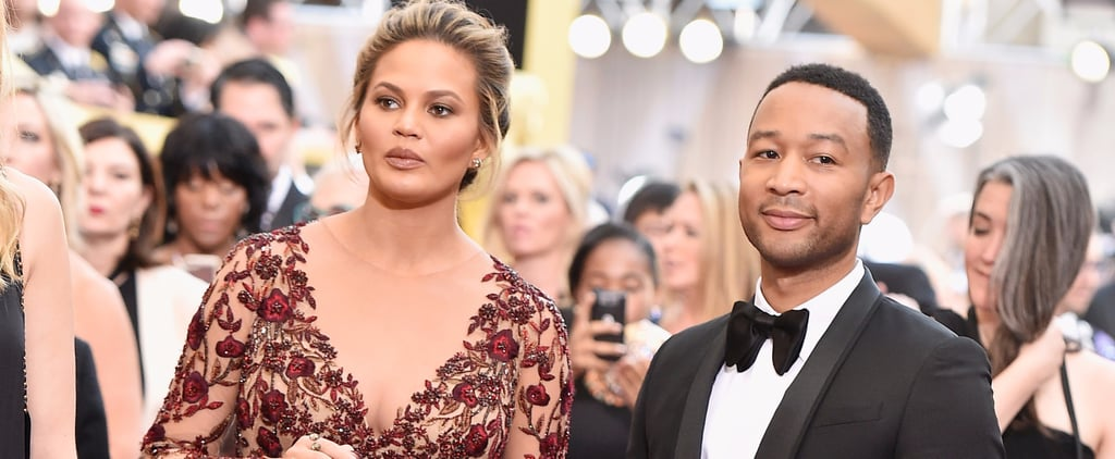 "Chrissy Teigen Wore Her ""Best Outfit Ever"" When She Was Pregnant"