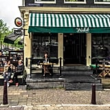 Looking for even more sweets? Then be sure to check out Winkel 43. Known for its homemade apple pie, this lively cafe is conveniently located in the popular Jordaan neighborhood and is a superb place to grab lunch, dinner, or a snack.