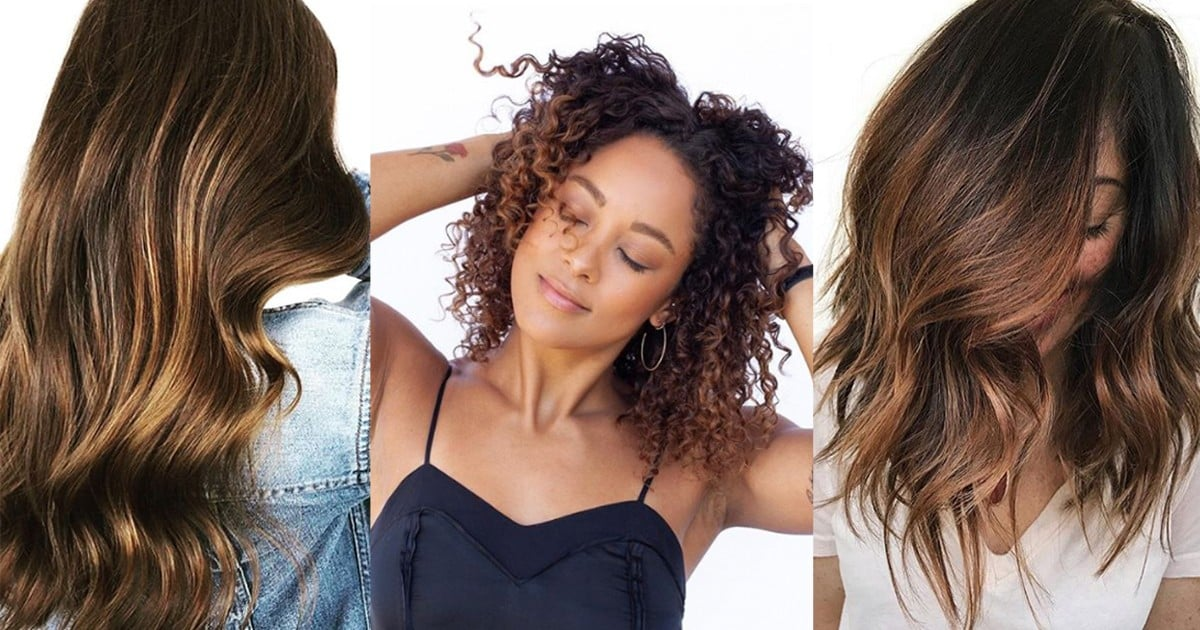 20 Spring Hair Color Ideas For Brunettes