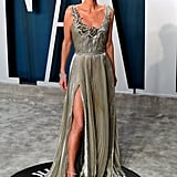 Nicky Hilton Rothschild at the Vanity Fair Oscars Afterparty 2020