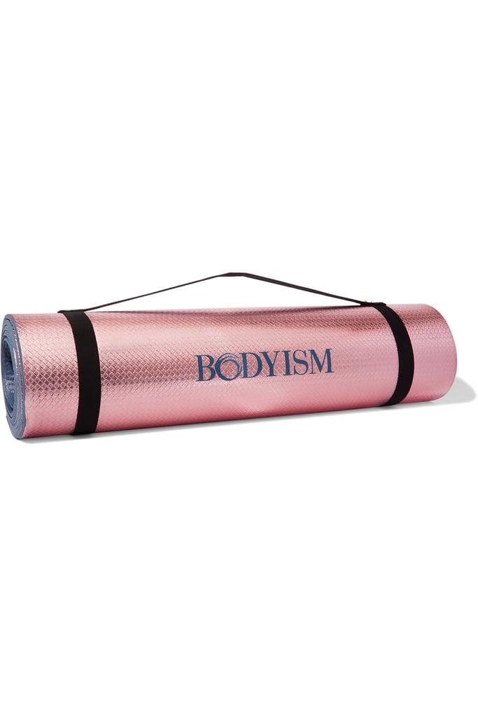 Bodyism Printed Metallic Yoga Mat