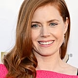 Amy Adams Celebrates Her Big Win With a Kiss