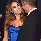 They had the look of love during an August 2014 premiere in LA.