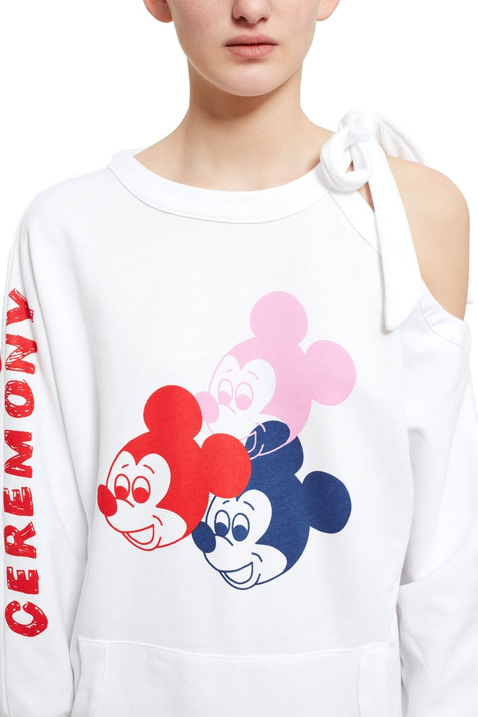 e40be58d9 Disney x Opening Ceremony Mickey Mouse Sweatshirt Dress