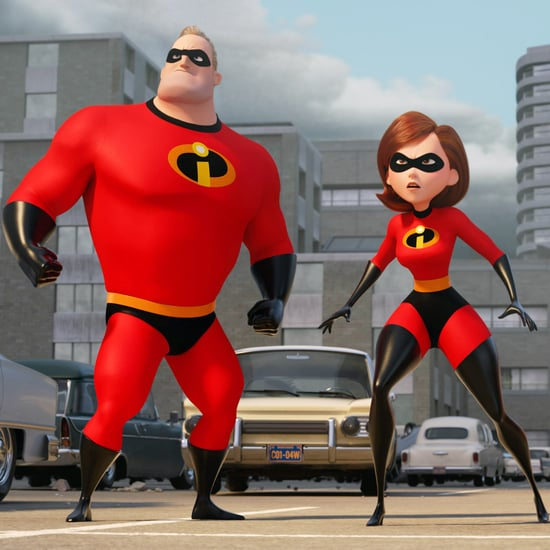Incredibles 2 Epilepsy Warning