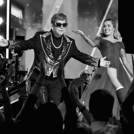 Grammys 2018 Black and White Photos
