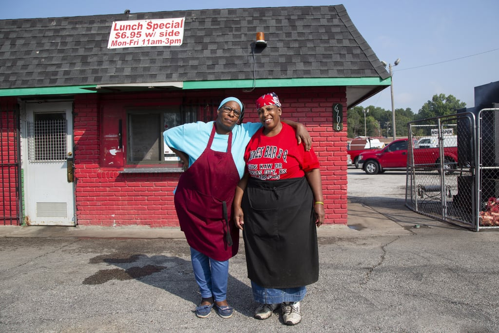 Mary and Deborah Jones, Ages 58 and 61