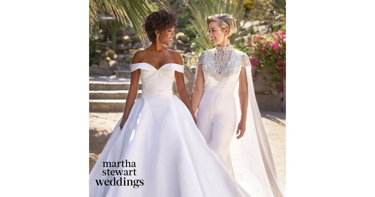 Samira Wiley And Lauren Morelli's Christian Siriano