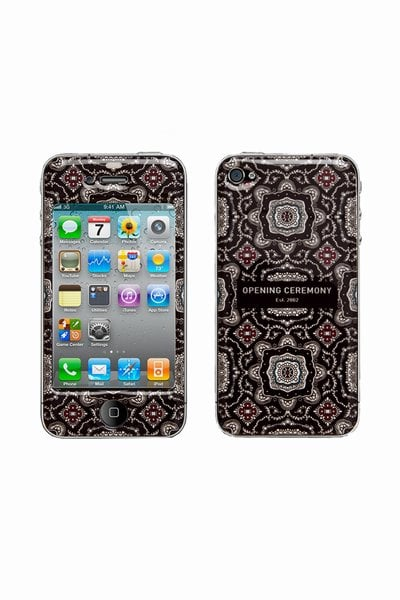 Opening Ceremony iPhone Case ($60)