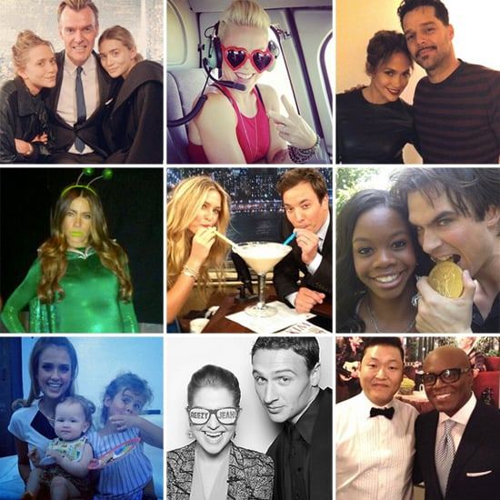 September's Best Candid Celebrity Pictures