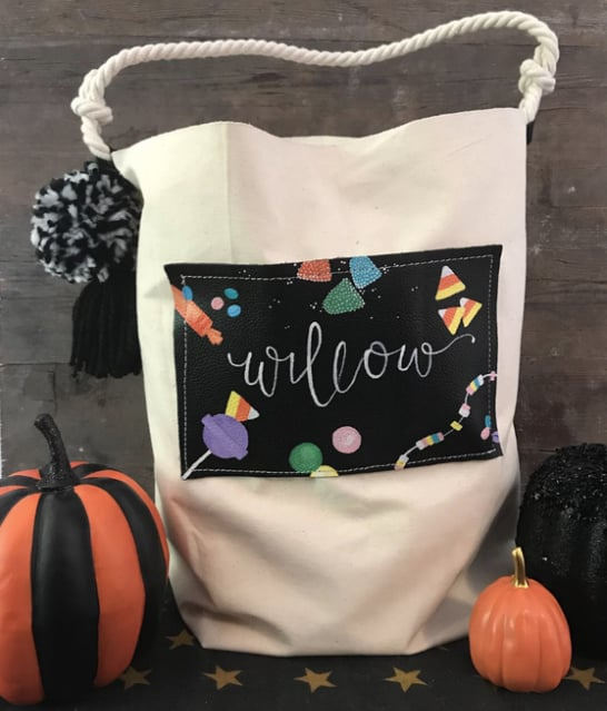 Personalized Loot Bag