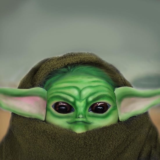 Best Baby Yoda Makeup Looks