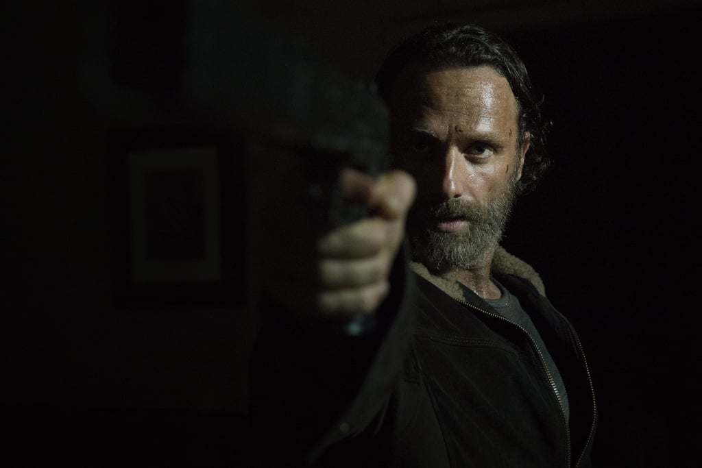 "The Walking Dead Recap For ""Four Walls and a Roof"""