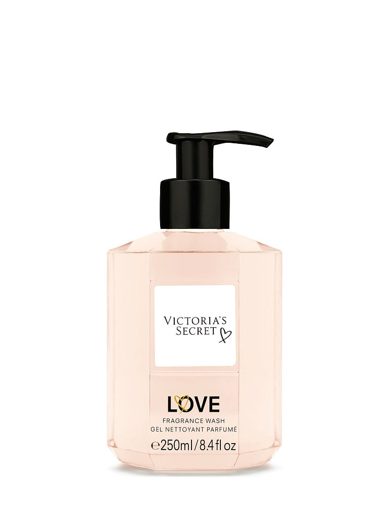 Victoria's Secret Love Fragrance Wash