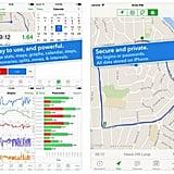 تطبيق Walkmeter Walking & Hiking GPS