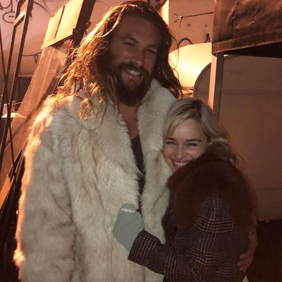 Jason Momoa Ponytail: How's This For Family Goals?