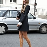 Anna Dello Russo was a member of the Mickey Mouse club.