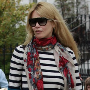 Claudia Schiffer Talks about Cashmere Clothing Line for Winter 2011