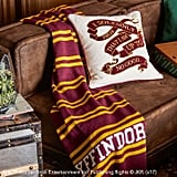 Gryffindor Knit Throw