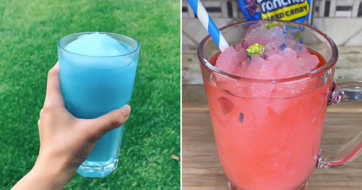 These Jolly Rancher Slushies Require Just 4 Ingredients, and Every Single Flavor Looks Good