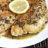 Thirty-Minute Italian Lemon Chicken Sauté