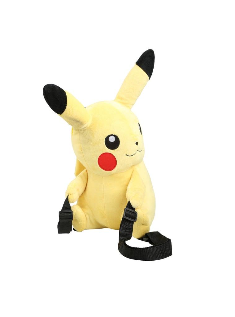 Pikachu Plush Backpack