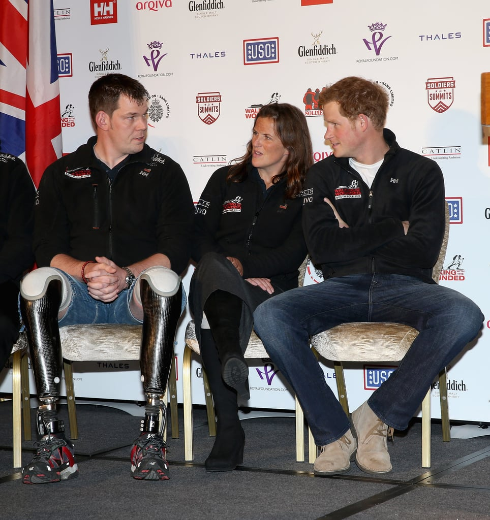 Prince Harry Announces His Plans to Race to the South Pole
