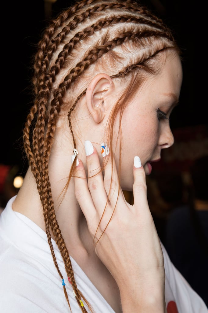 Cornrows Are A Trend Guys Eye Roll