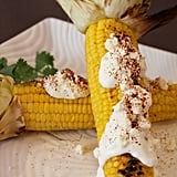 Mexican Street Food-Style Grilled Corn
