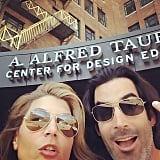 Genevieve Gorder and Carter Oosterhouse
