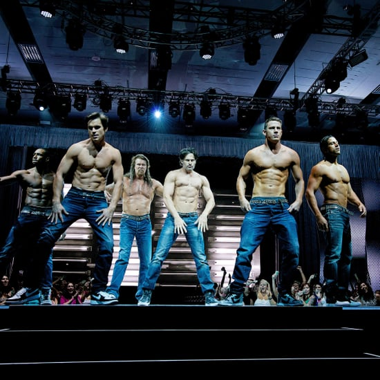 Is Channing Tatum  in Magic Mike Live?