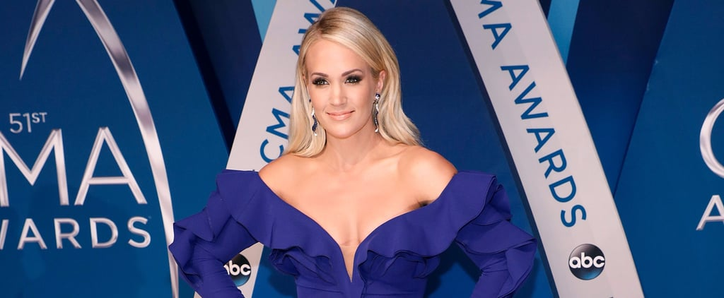 Carrie Underwood Dresses at the CMA Awards 2017
