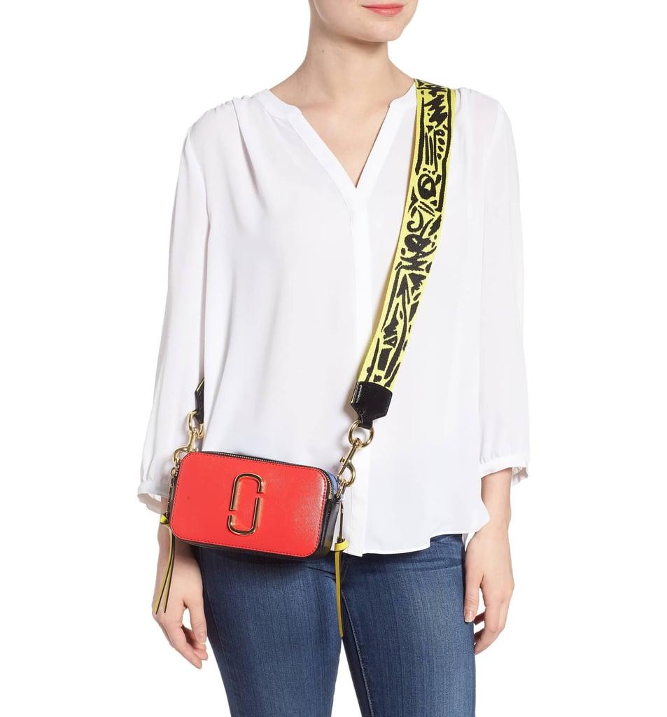 bc511d1fdb8b Marc Jacobs Snapshot Crossbody Bag