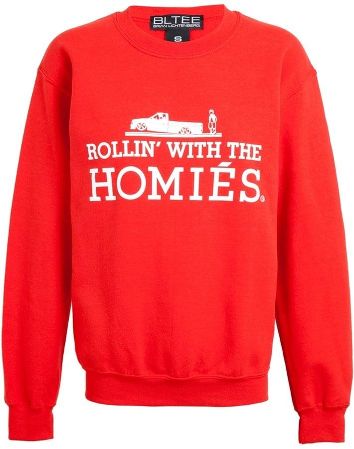 Brian Lichtenberg Rollin' With Homies Sweatshirt ($146)