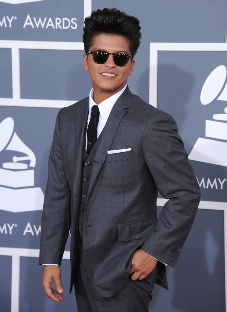He's Always the Best Dressed Guy on the Red Carpet