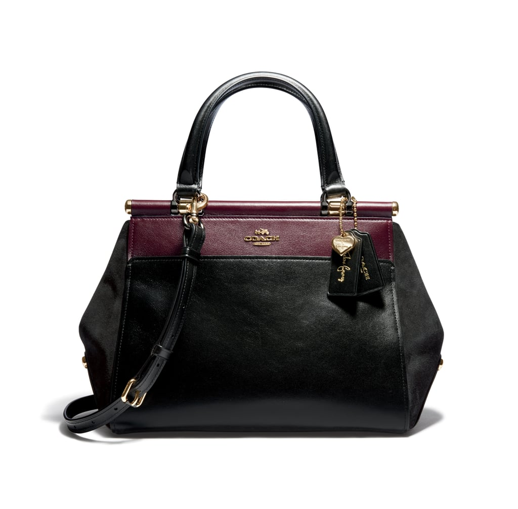 Selena Grace Bag in Selena Black Cherry