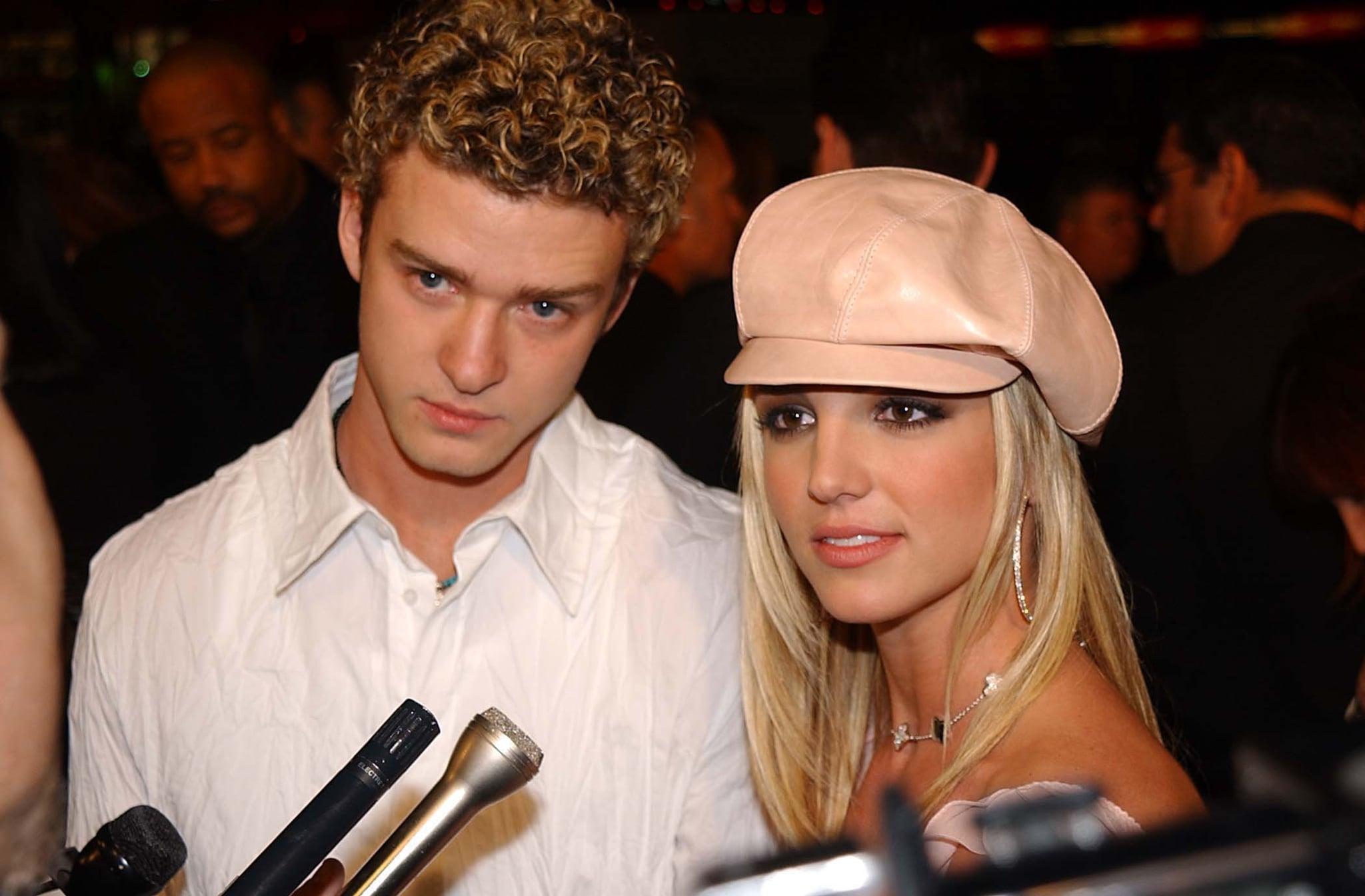 Justin Timberlake & Britney Spears (Photo by Jeff Kravitz/FilmMagic)
