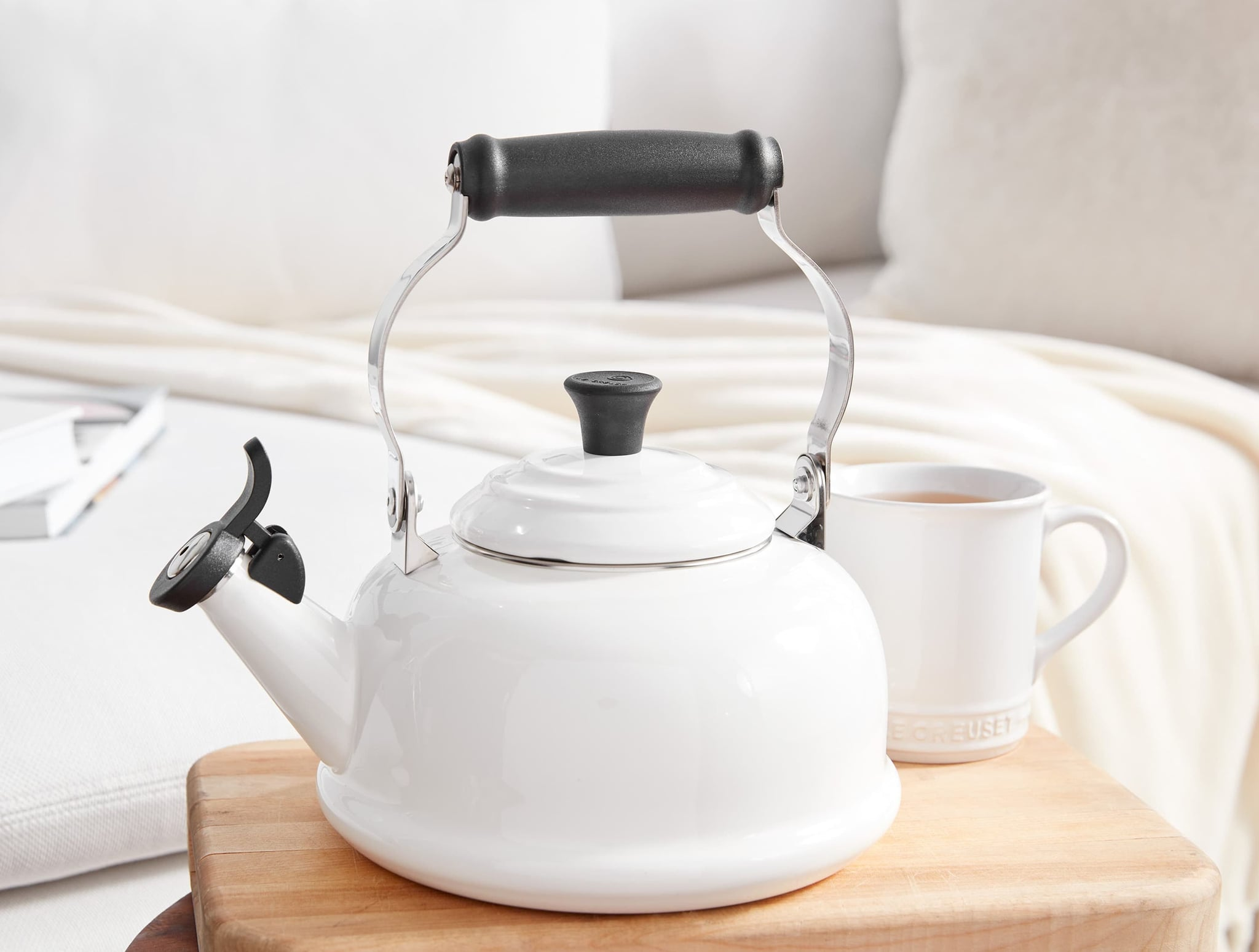 Sale Le Creuset Whistling Kettle | The