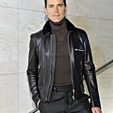 Matt Bomer at the Tom Ford Fall 2020 Show