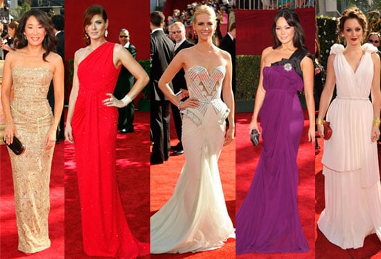2009 Primetime Emmy Awards: Best Dressed