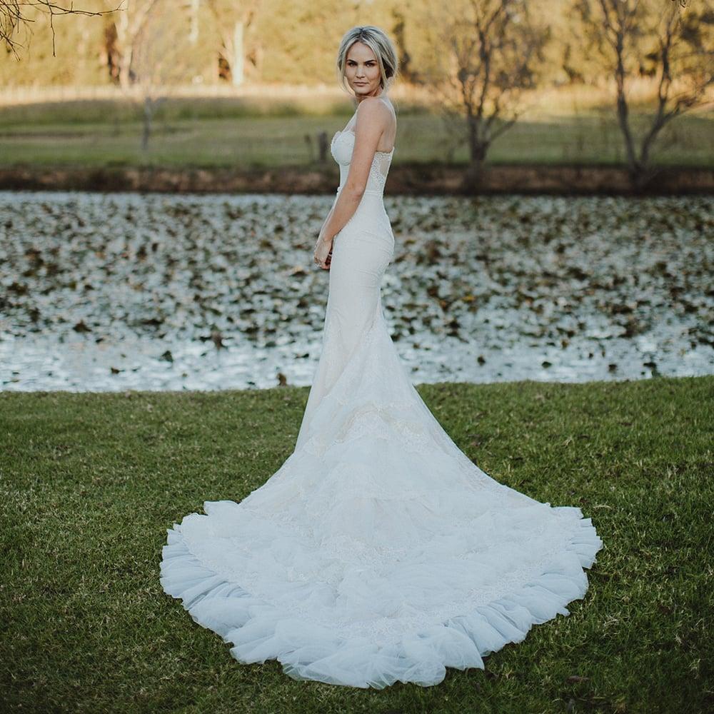Real World Wedding Dress Inspiration and Photos | POPSUGAR Fashion ...