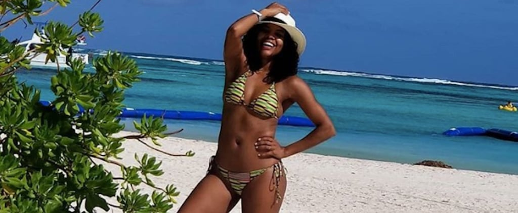Gabrielle Union's String Bikini Is Colorful, Subtly Sexy, and Only $66