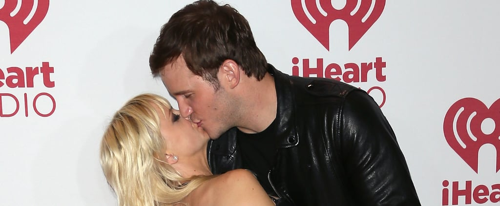Chris Pratt Snogs Anna Faris and Reminds Us Why We're Jealous